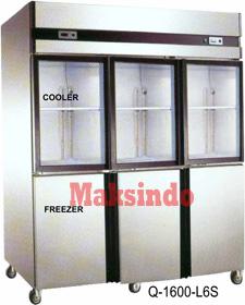 Mesin Combi Cooler-Freezer 2