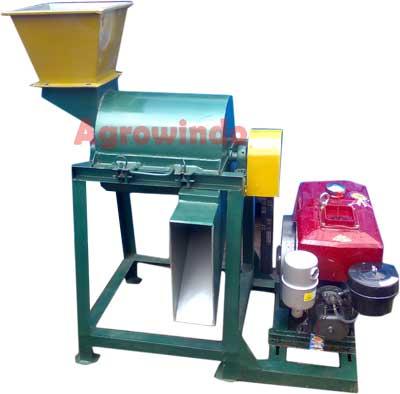 Mesin Pembuat Tepung (Hummer Mill)